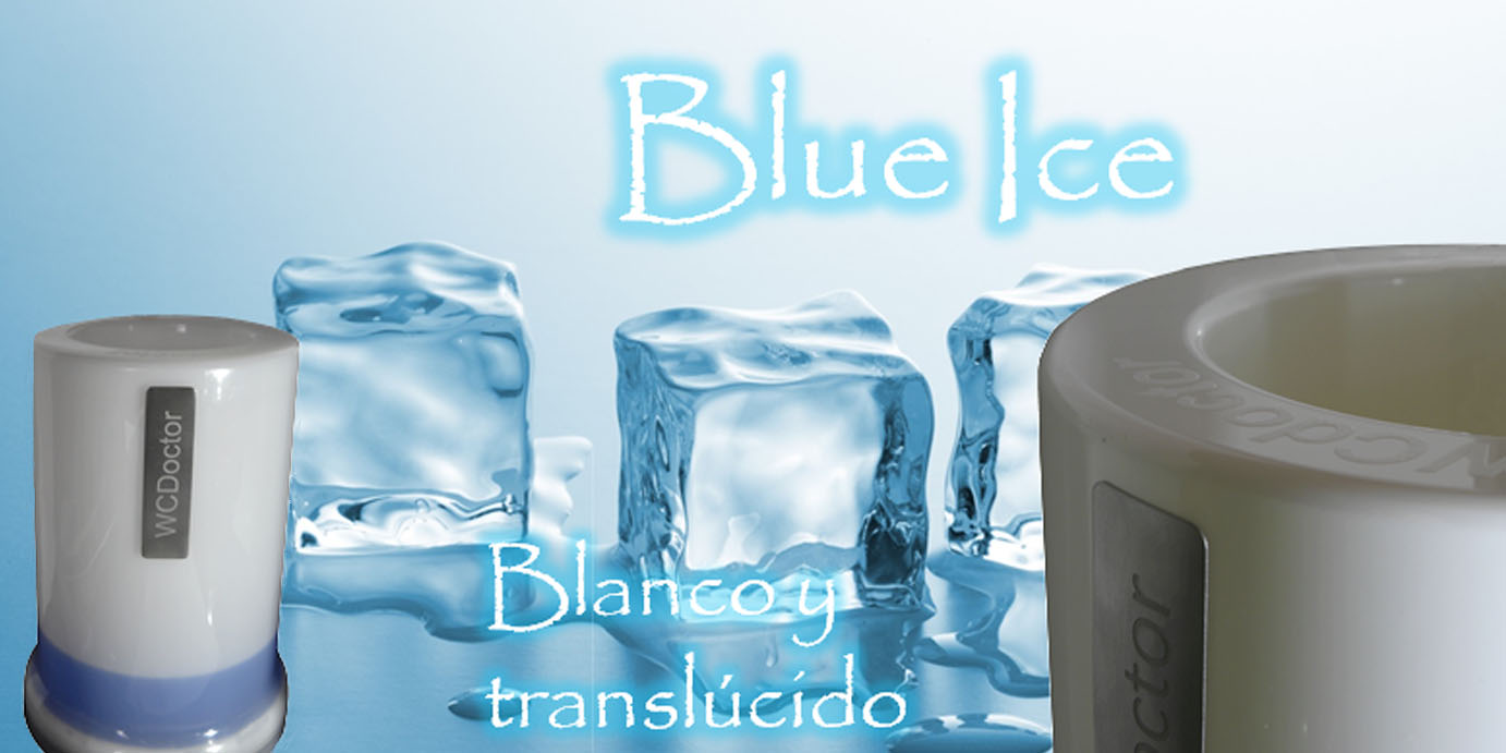 Producto WC Blue Ice